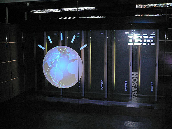 Inside Watson, IBM's Jeopardy Computer