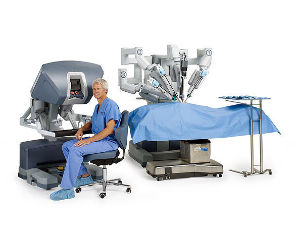 Da Vinci Si HD Surgical System