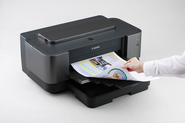 Color Inkjet Printer