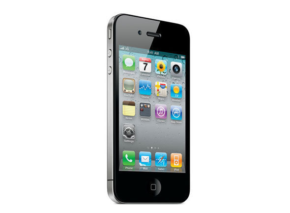Apple Launches iPhone 4