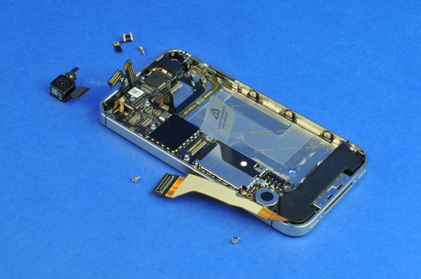 Slideshow: LIVE: VERIZON IPHONE 4 TEARDOWN