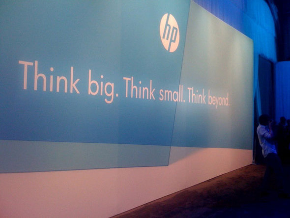 Slideshow: HP Tablet Announced