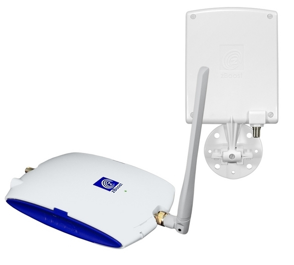 The zBoost Signal Booster by Wi-Ex