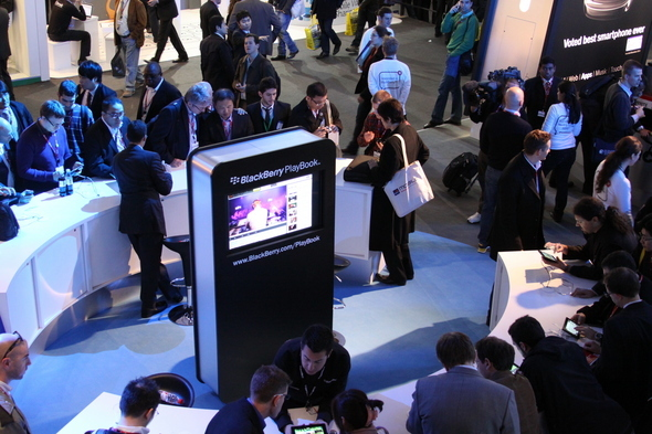 As Seen At Mobile World Congress, Day 2