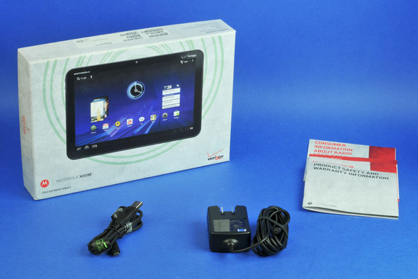 Motorola Xoom Teardown: Inside The New Android Tablet