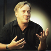 Linux creator Torvalds doesn't foresee an overhaul of the operating system.