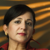 'We can't work in silos anymore,' Ogilvy and Mather CIO Atefeh Riazi says. Photo by Stan Kaady