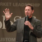 Oracle's biggest focus will be on Project Fusion, Larry Ellison says.