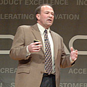 John Wookey, Oracle senior VP for applications