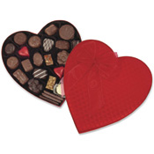 See's Candies Valentine's assortment