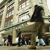 Marks & Spencer plans item-level RFID in 53 stores.