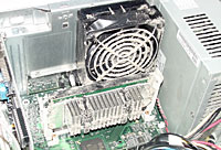 Even in clean workspaces, PCs pick up and astonishing amount of dust and dirt.