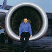 Southwest's IT budget is shrinking by design, CIO Nealon says.
