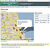 Chicago Crime Map