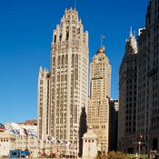 Chicago Tribune building