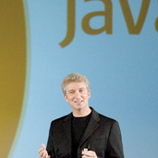 Shot o' joe: Linux developers can inject Java, says Green