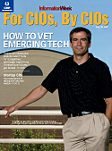 For CIOs, By CIOs: How To Vet Emerging Tech