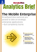 Analytics Brief -- The Mobile enterprise