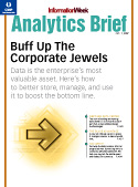 Analytics Brief -- Buff Up The Corporate Jewels