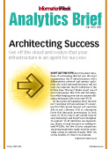 Analytics Brief -- The Evolving Infrastructure