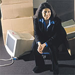Photo of Anjali Kataria by D.A. Peterson