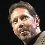 Larry Ellison -- Photo by Noah Berger/Bloomberg News/Landov