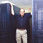 Dave Turek, VP of deep computing at IBM. Photo by Kyoko Hamada.