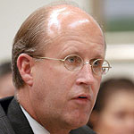 David Walker, head of GAO