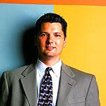 Fred Argir, CIO of Nasca. Former CIO of Fingerhut. Photo by Doug Knutson.