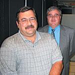 Paul Sikova and Joe Furmanski