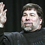 Steve Wozniak -- photo by Getty