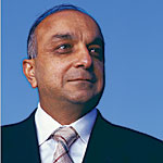 Sanjiv Anand -- Photograph by Chris Lake