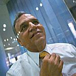 Pawan Kumar -- Photo by Tom Pietersik/Corbis