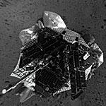 Spirit Mars Rover -- Photo by NASA