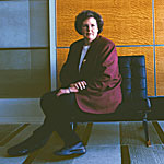 Peg Mitchell, senior director of drug innovation and approval information systems for Aventis