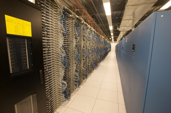 1&1's Data Center
