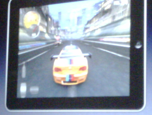 3D Car Game From EA