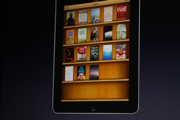iBook Shelf