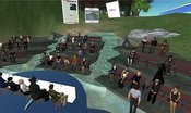 InformationWeek and our sister publication, Dr. Dobb's Journal, host regular discussion groups in Second Life.