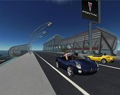 Motorati Island, sponsored by Pontiac, is an area in Second Life for car enthusiasts.