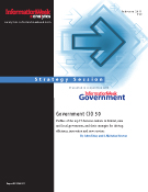 The 2011 Government CIO 50 Analytic Report