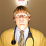 Dr. Darrick Nelson -- Photo by Matthew Mahon