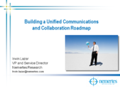 Slideshow: Building a UC & Collaboration Roadmap