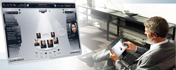 Avaya Flare Experience and Avaya Desktop Video Device