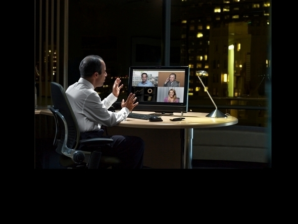 Hewlett Packard HP Visual Collaboration: Executive Desktop