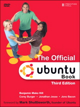 The Official Ubuntu Book, 3rd Edition