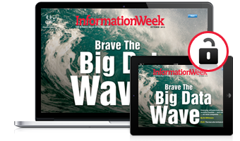 Informationweek Digital Issue - Big Data Wave